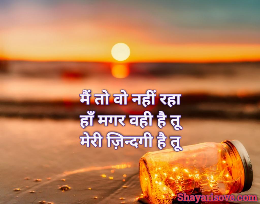 My tho vo nahi raha