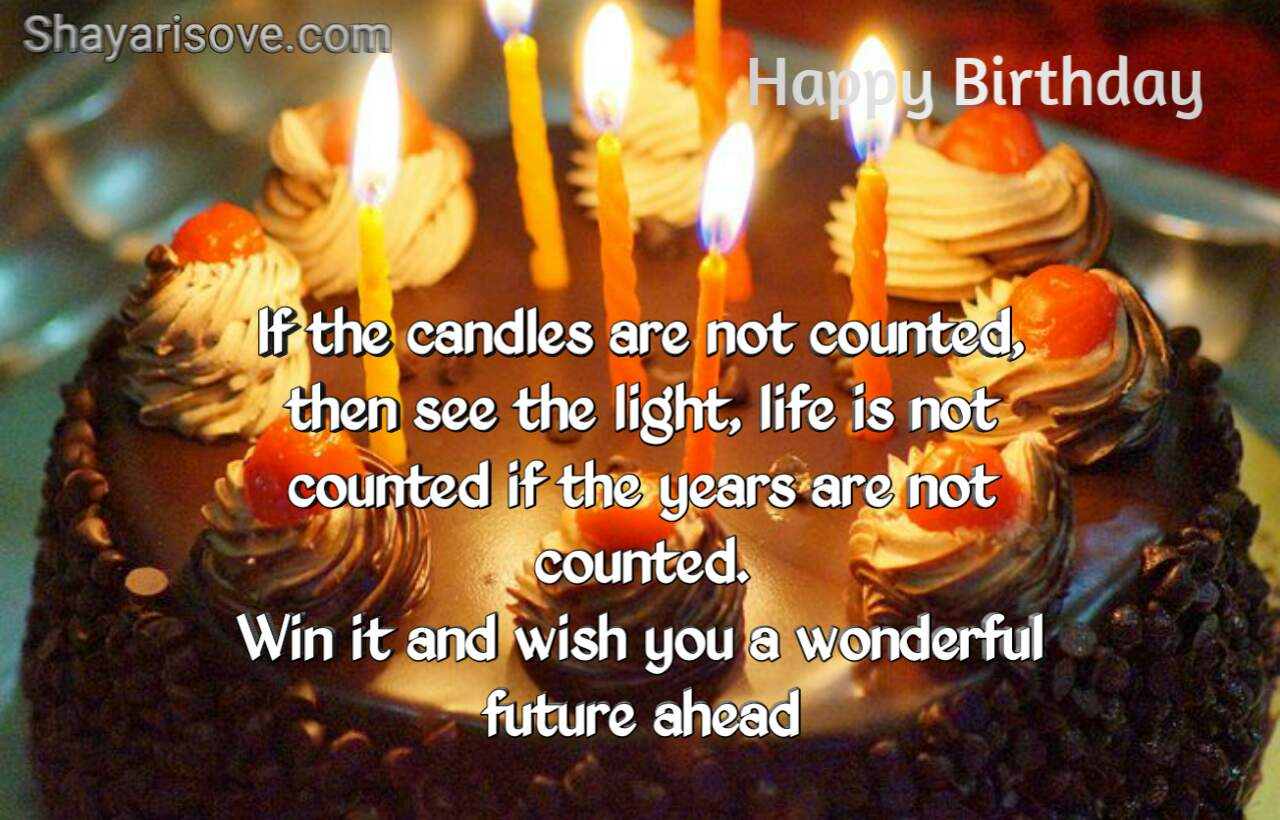 If the candles