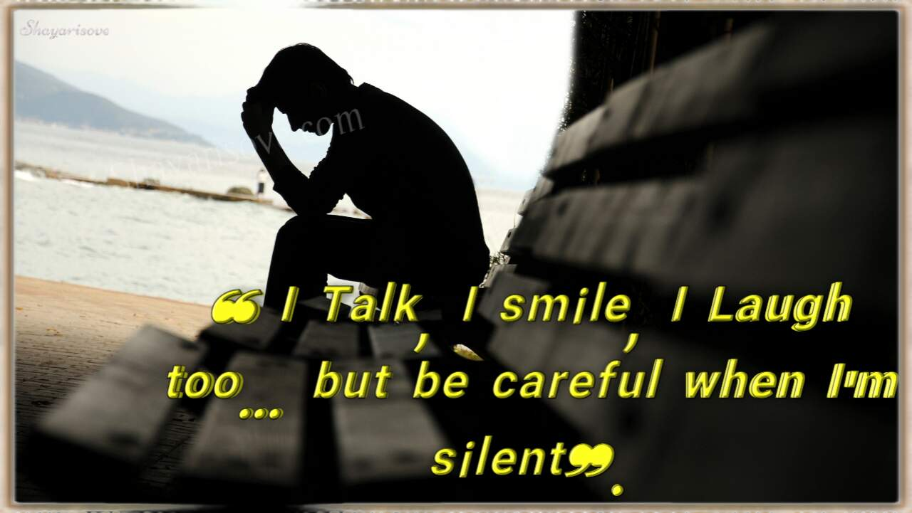 I talk i smile