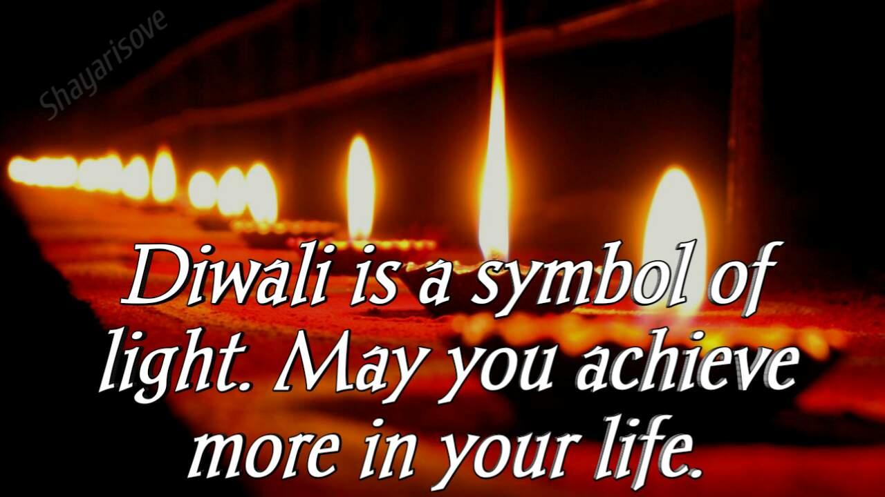 Diwali More in life