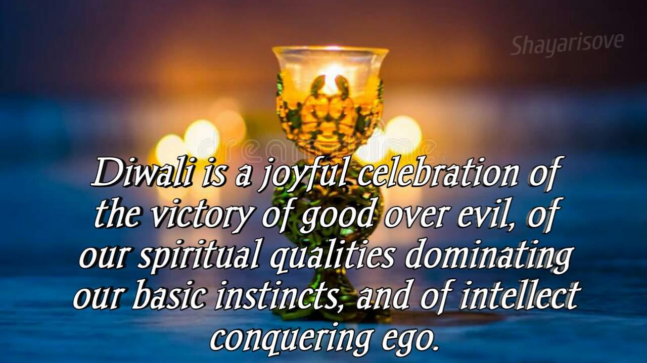 Joyful Diwali