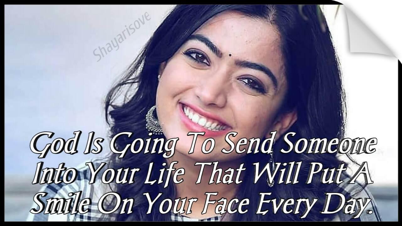 Smile on ur face